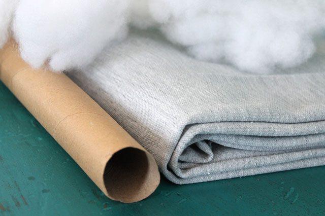 как сделать подушку узел своими руками