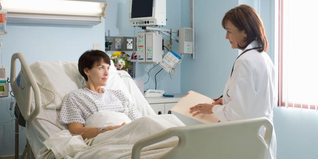 диета после полостной операции по удалению матки
