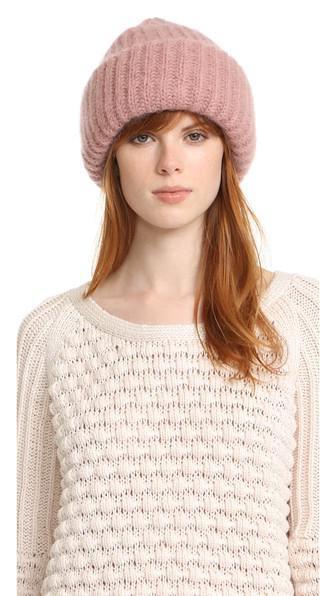 шапка в стиле такори