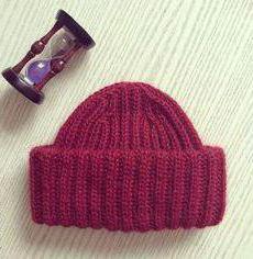 вязание шапки такори