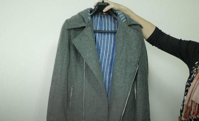 постирать пальто в стиральной