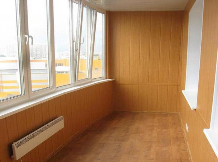 Отделка балкона мдф панелями своими руками.