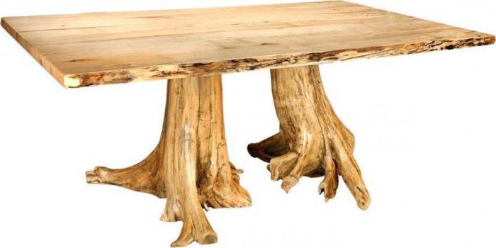 круглый стол в беседку своими руками