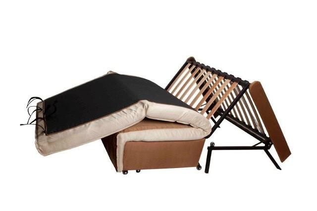 диван с ортопедическим матрасом для ребенка