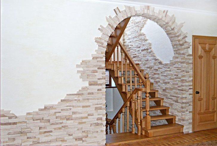 Обрамление арок: выбор материала, декоративные изделия и удачные примеры с фото