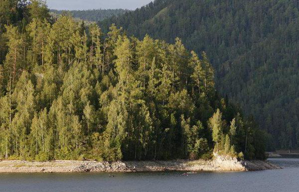длина реки Бирюса