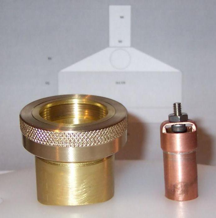 колпачковая колонна для дистилляции