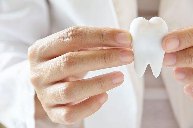 Действие эвгенола в зубе