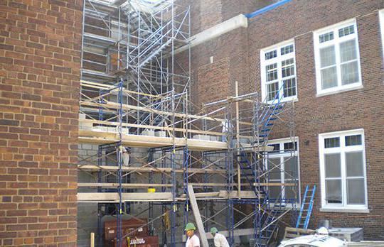 реставрация фасадов исторических зданий
