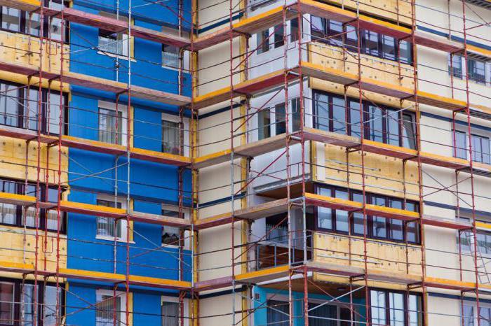 реставрация фасадов зданий в спб