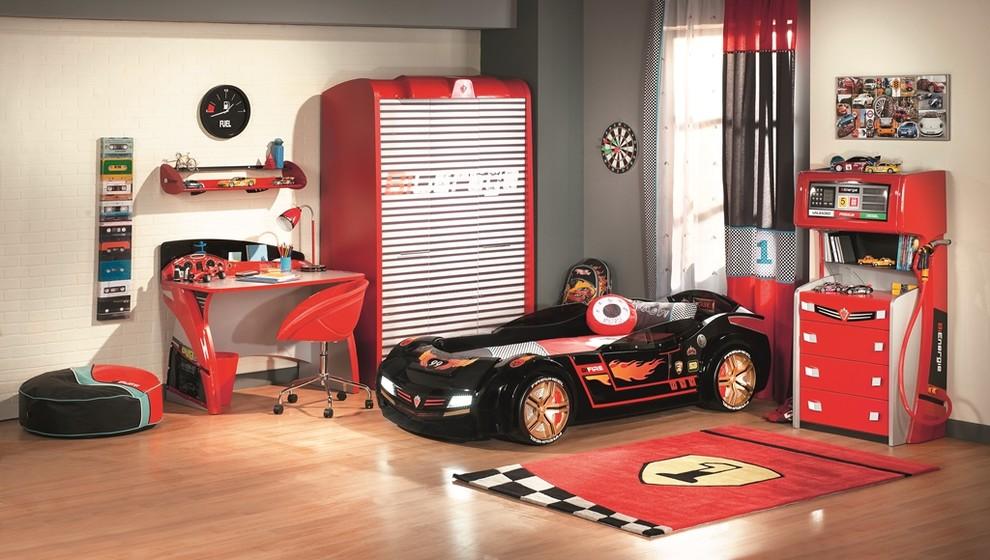 children's room for a boy