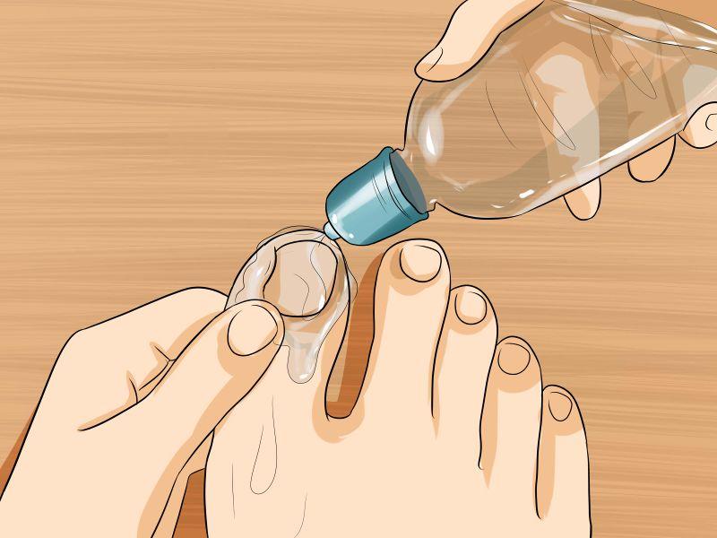 Что делать если гной на пальце ноги