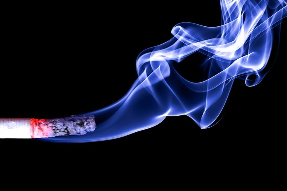 Картинки про дым от сигарет