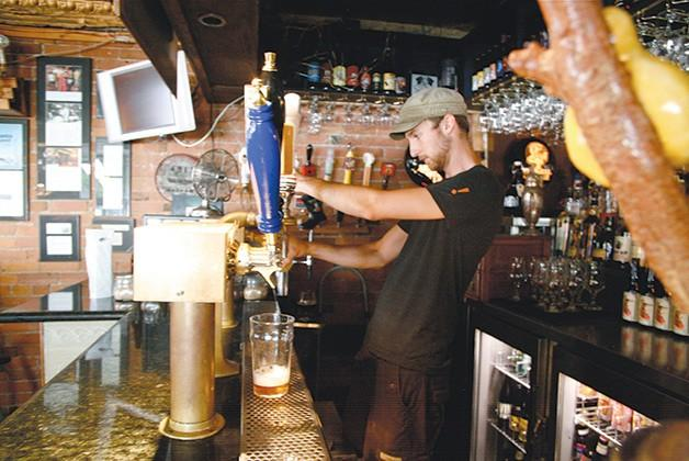 Магазин по продаже разливного пива: бизнес-план