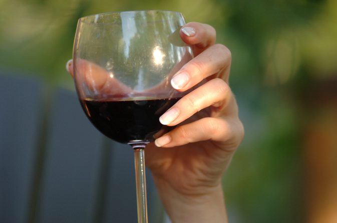 аллергия на вино