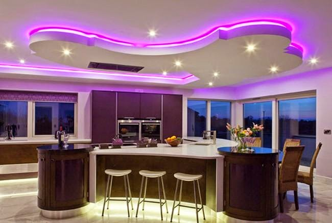 diode strip for ceiling lighting
