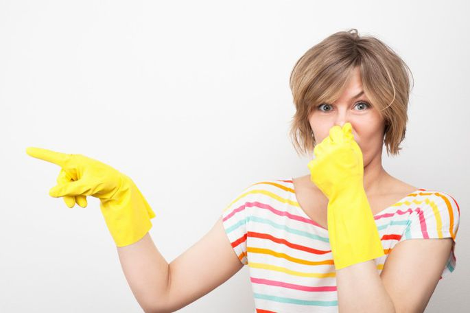 causes of bad smell