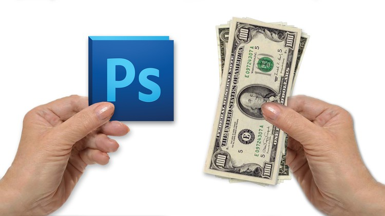 how to make money on photoshop