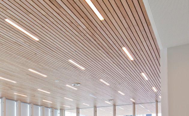 metal rack ceiling