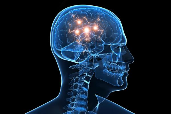 неравномерное расширение субарахноидальных пространств головного мозга