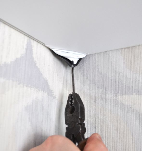 how to glue pvc