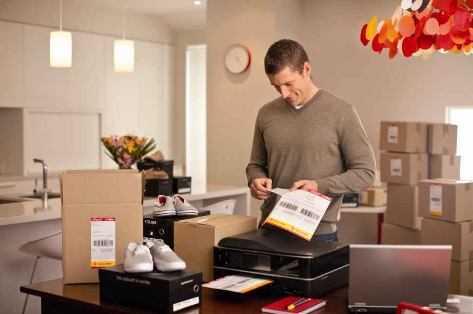 how to receive parcels in the mail without a passport