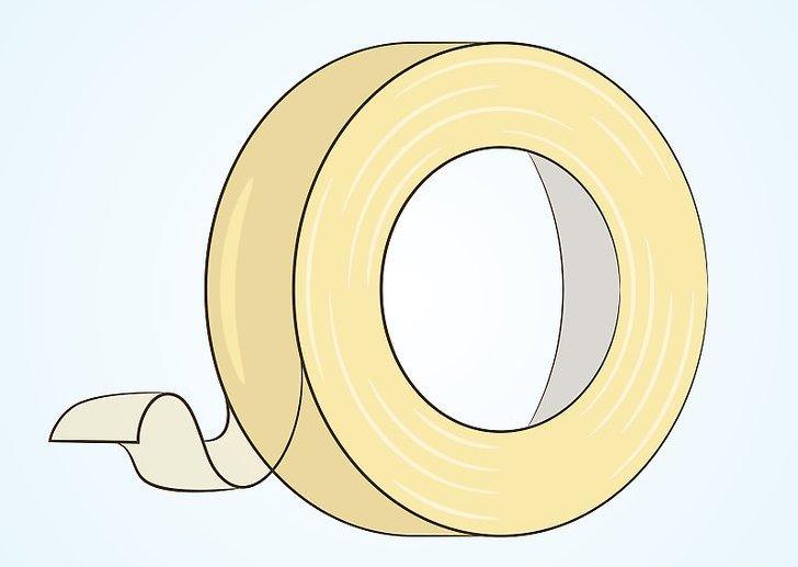 Чем оттереть обычный и двусторонний скотч от мебели, чем оттереть клей и пятна