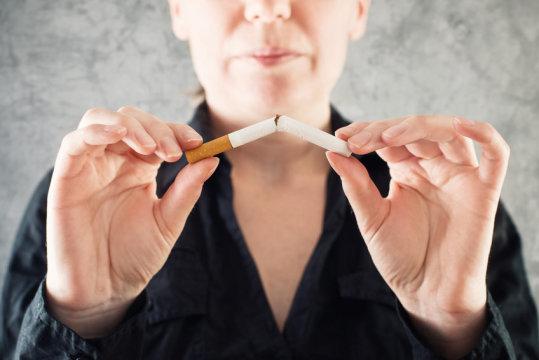 если резко бросить курить какие последствия