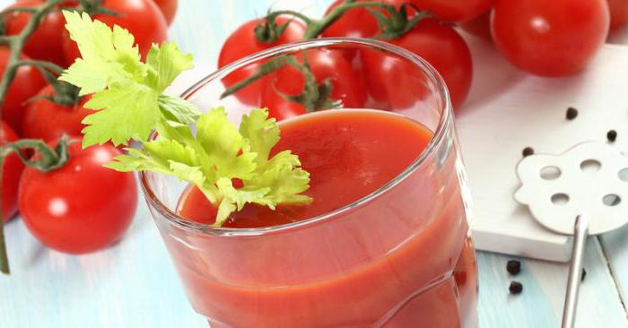 разгрузочные дни на томатном соке для похудения