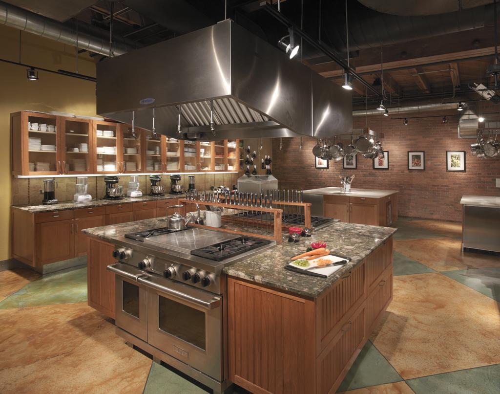 Интерьер большой кухни: интересные идеи, особенности и отзывы