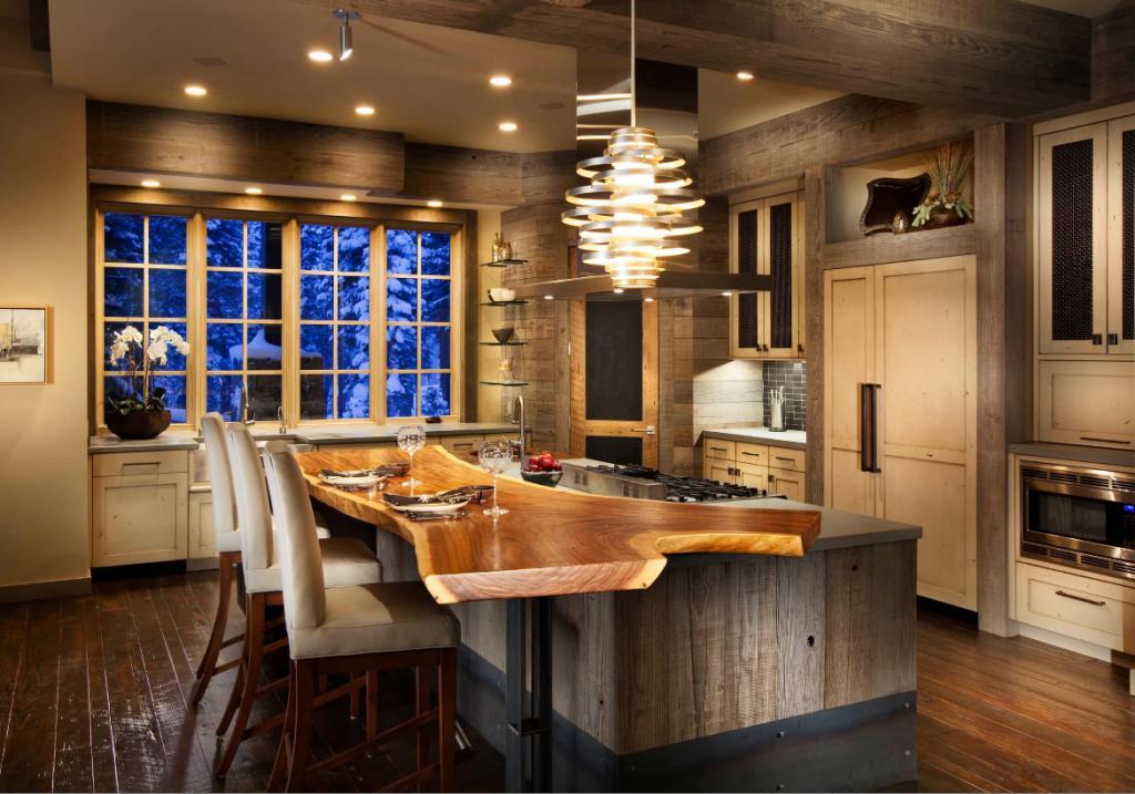Островок на кухне: виды, определение размера, необычные решения, варианты оригинальных дизайнов с фото, советы дизайнеров