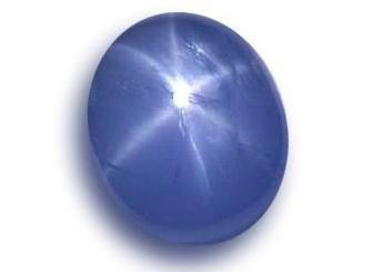 Звездчатый сапфир — волшебно красивый камень