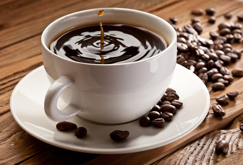 How to drink coffee?