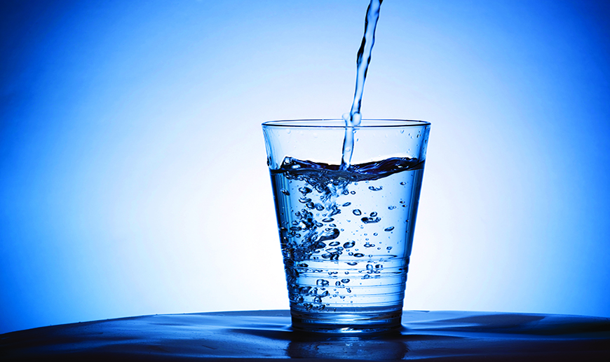 How much to drink water after coffee?