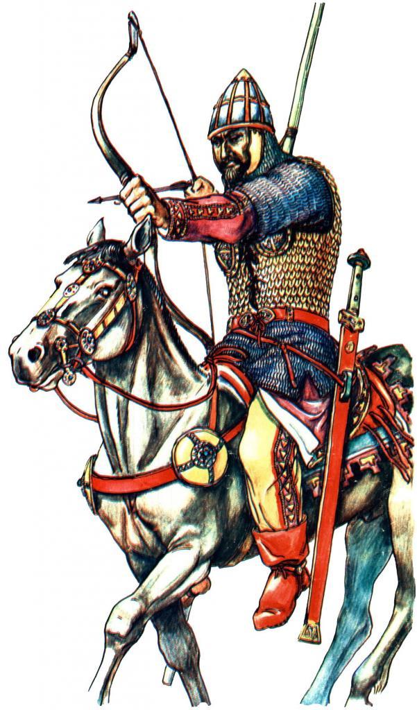 воин сармат картинка обыденной