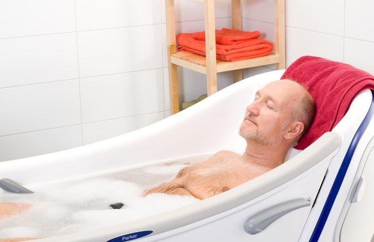 Можно при простатите горячая ванна свечи антибактериальные от простатита