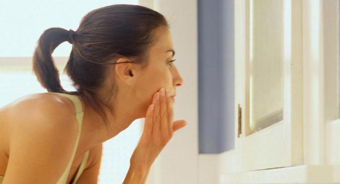 Прыщи на лице во время беременности
