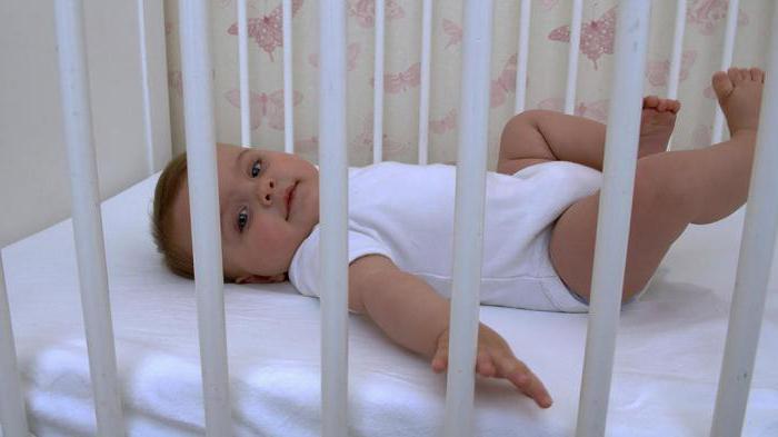 Кормление ребенка перед сном