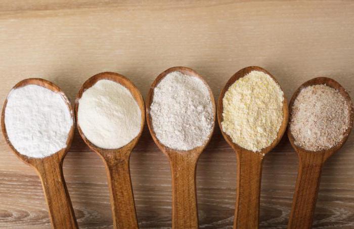 Химический состав и пищевая ценность муки