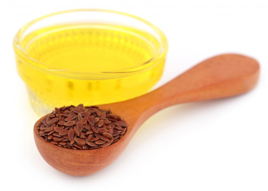 Льняное масло для похудения результаты