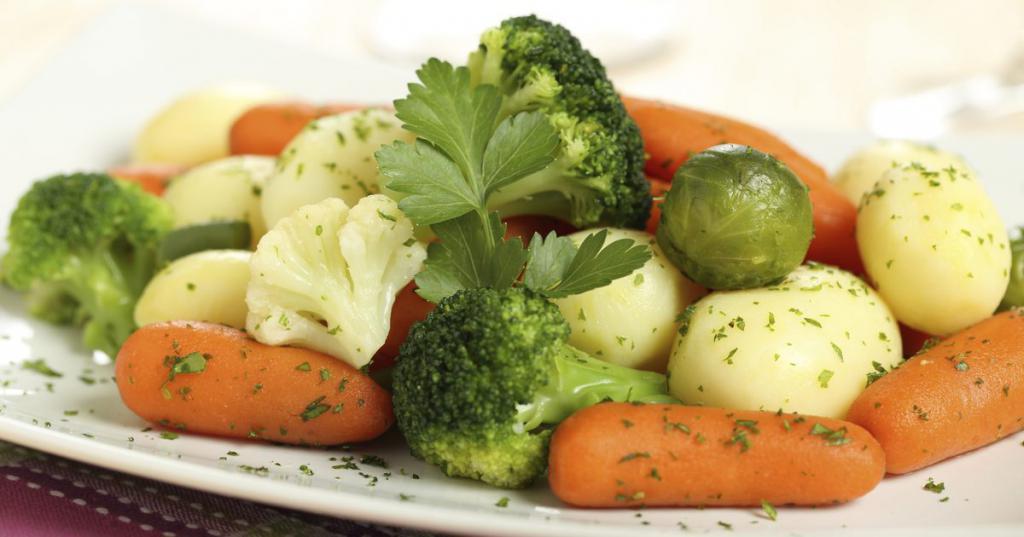 Картофельная диета на неделю