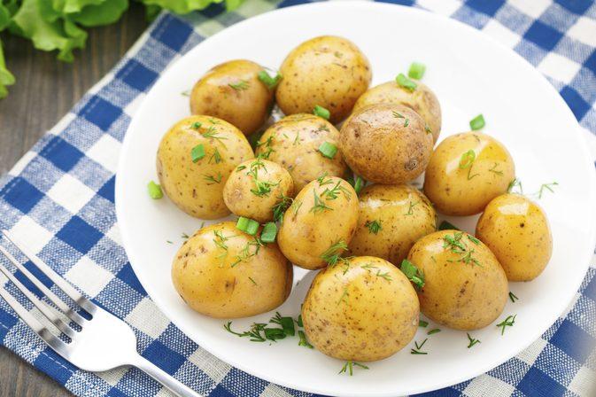Меню картофельной диеты