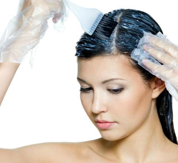 Чем отмыть краску с волос головы
