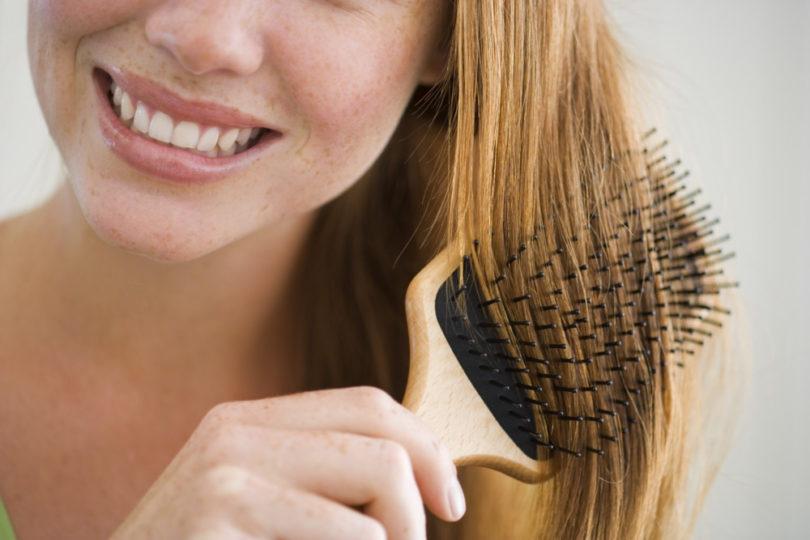 Чтобы волосы выглядели ухоженными