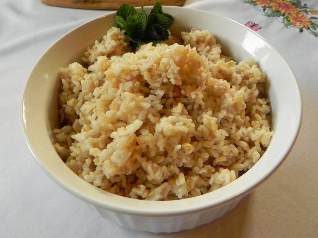 Какая диета лучше из риса