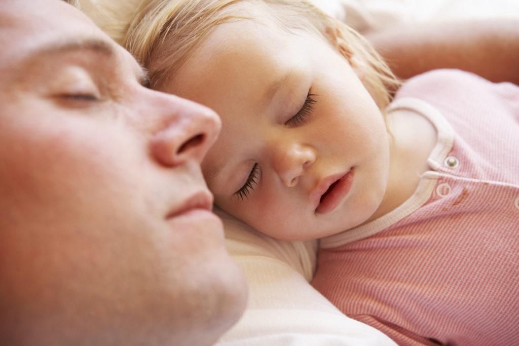 Просмотр мультиков перед сном