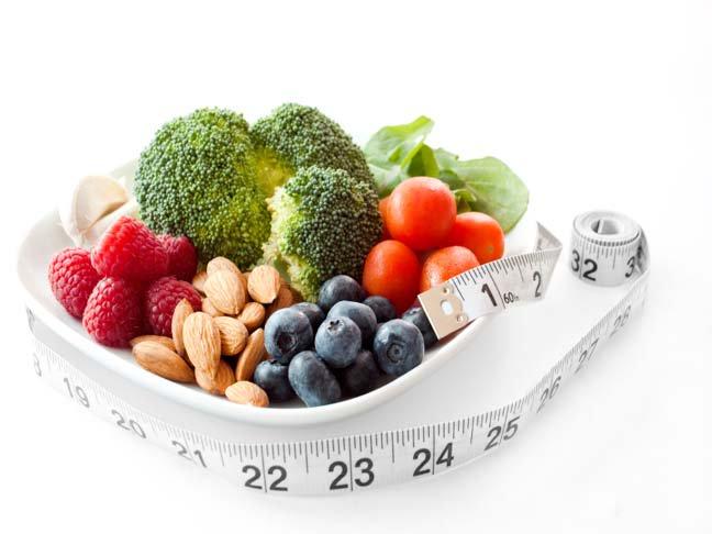 Питание при похудении клетчатка