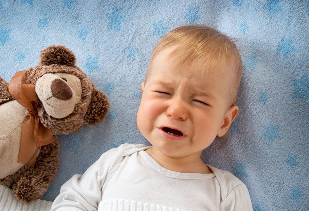 Что дать годовалому ребенку от кашля