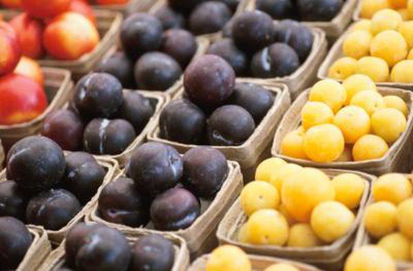 Слабительные фрукты