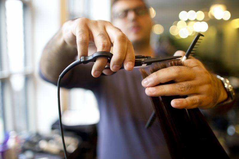 Полировка волос ножницами: техника выполнения, результаты и отзывы